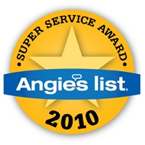 We won the 2010 Angie's List Award by providing excellent AC Unit system maintenance near Detroit, MI.