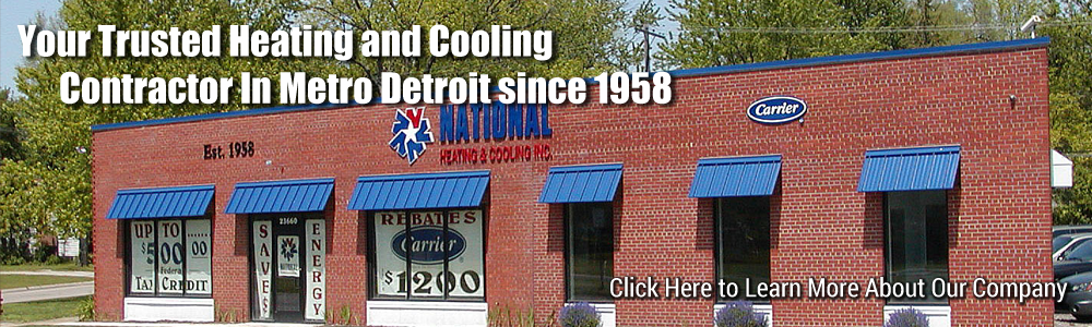 Call for reliable Air Conditioner replacement in Detroit, MI.