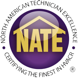 For your Air Conditioning in Detroit MI, trust a NATE certified contractor.